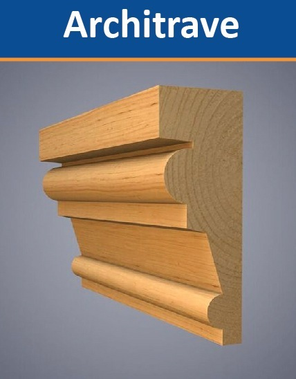 Architrave - Decorative Moulding