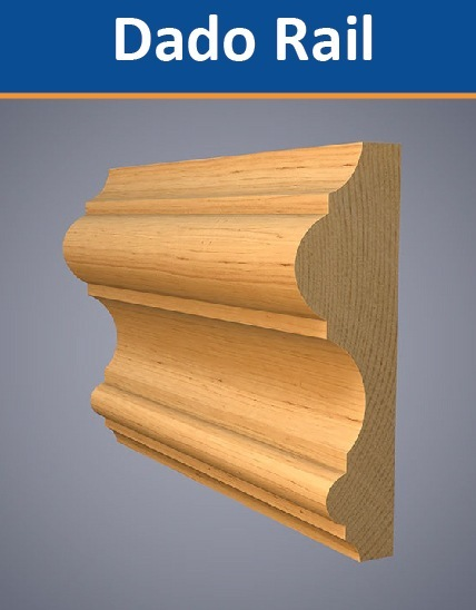 Dad Rail - Decorative Moulding