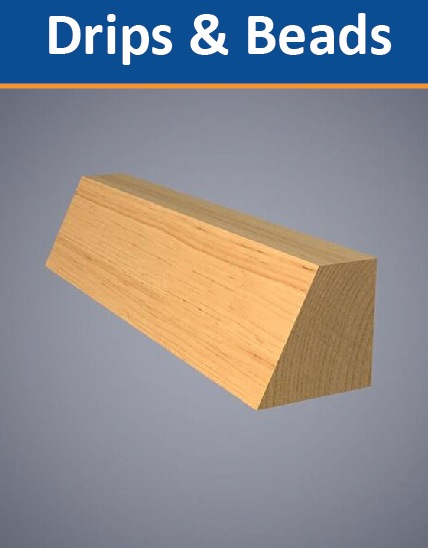 Drips & Beads - Decorative Mouldings