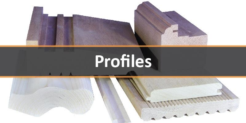 Profiles - Timber Wholesale & Merchant