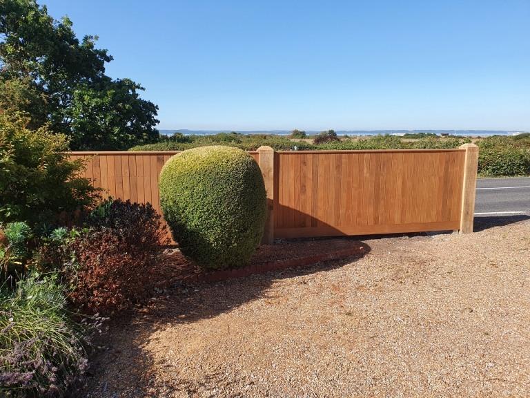 LIGNIA fencing Sept 2020